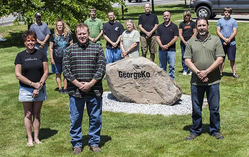 GeorgeKo Employees